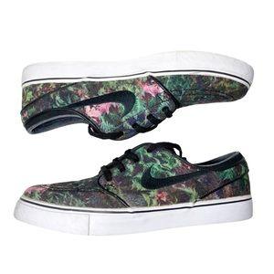 Nike SB Stefan Janoski Canvas Skateboard Shoes 8